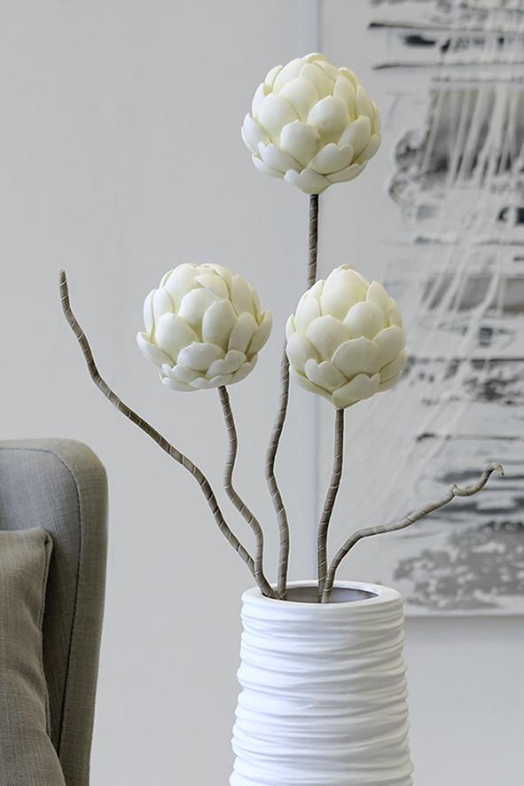 Fleurs artificielle branche boutique for Achat branche bois